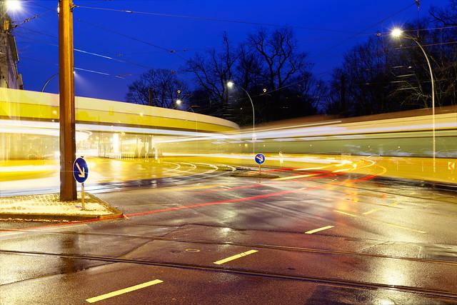 Train splitting