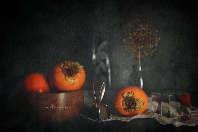 Persimmon fruit ...