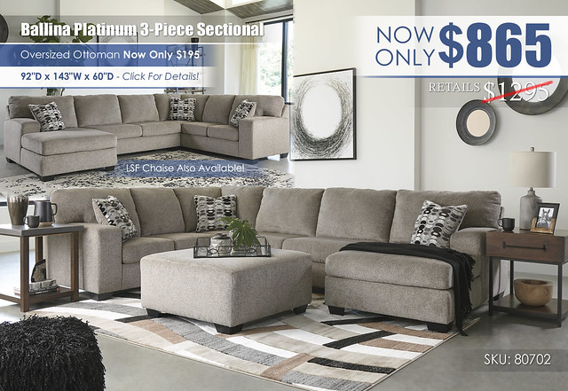 Ballina Platinum 3PC Sectional_80702_2021