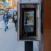 Payphone booth in Macau
