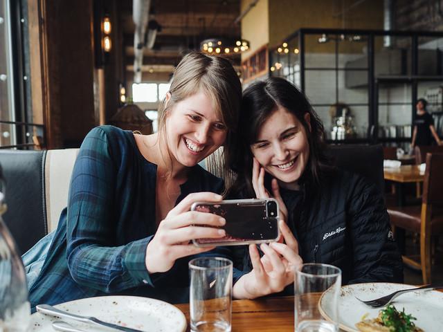 Sara & Lauren