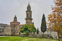 Allariz - Iglesia de San Benito