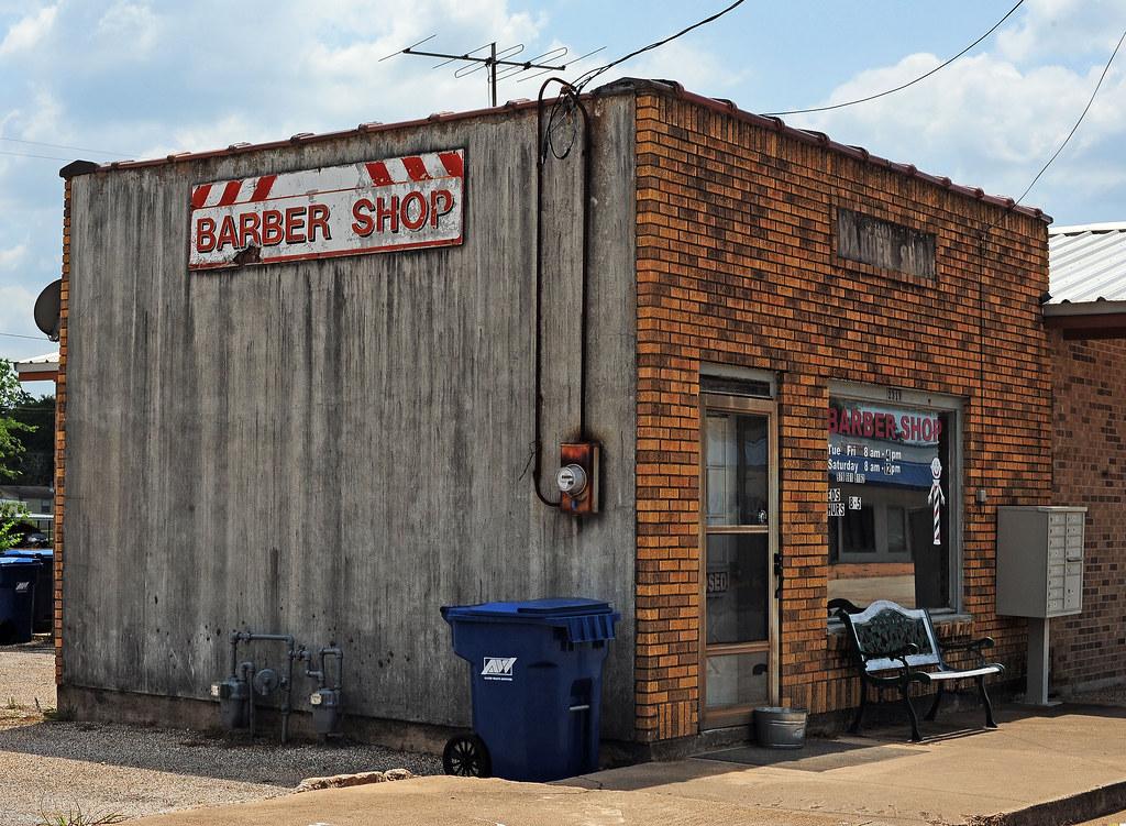 Barber Shop - Waller, Texas