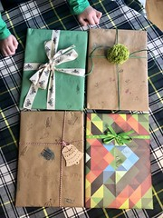 Creative wrapping ideas for gifts. Evinok.com