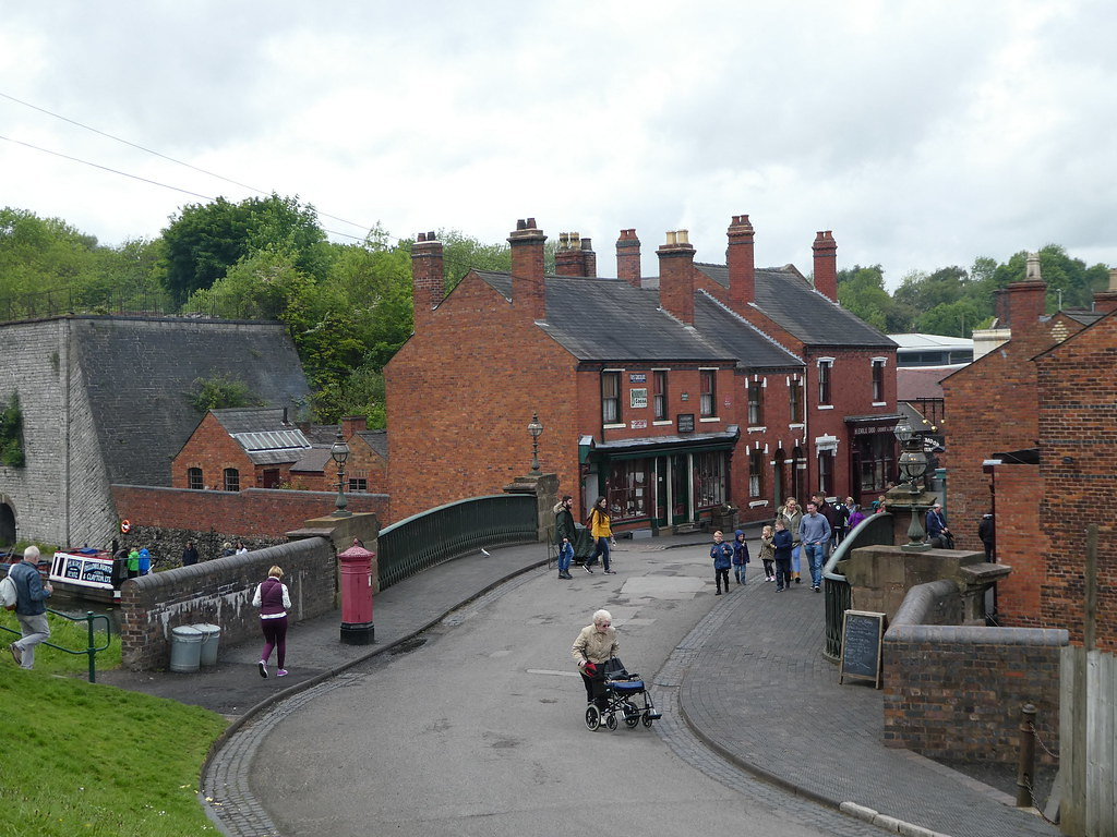Black Country Living Museum Village