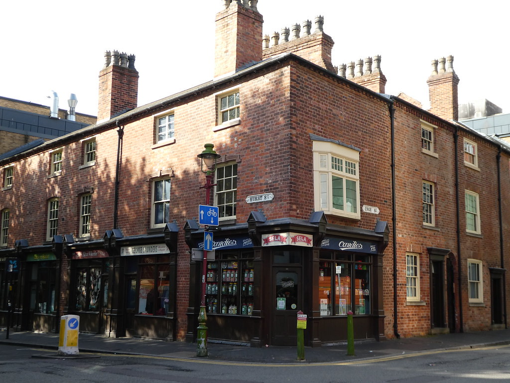 Birmingham National Trust Back to Backs