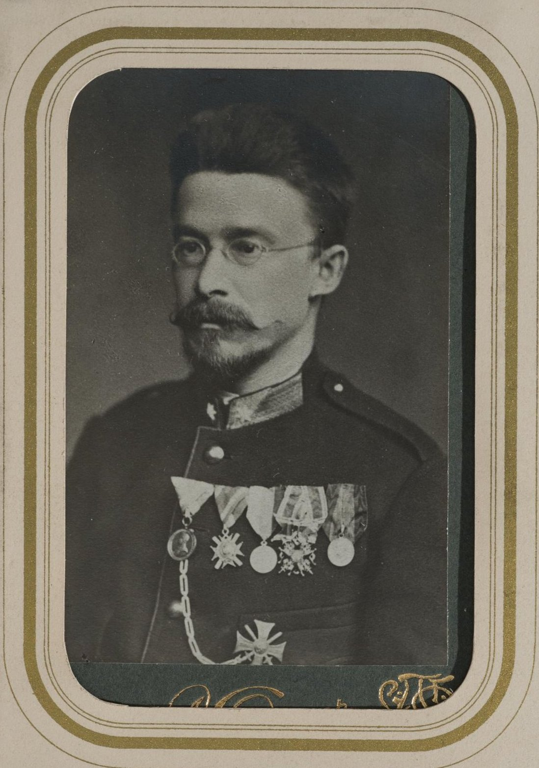 Кузьминский Георгий Дмитриевич.  1870-е