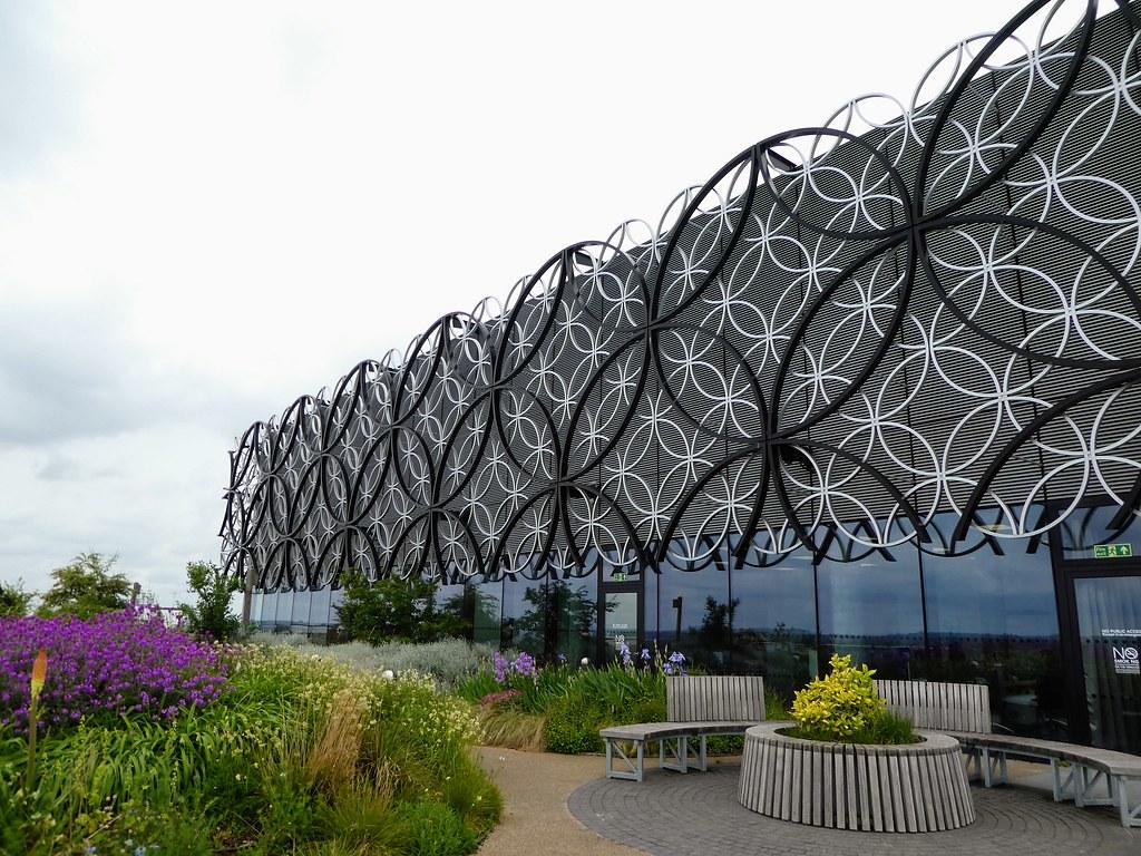Secret Garden Terrace, Birmingham Library