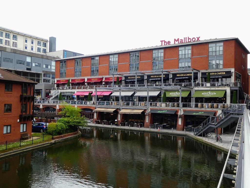 The Mailbox, Birmingham