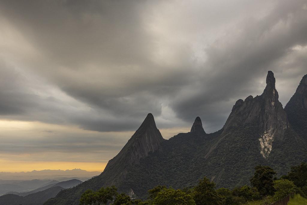 Serra dos Órgãos, RJ