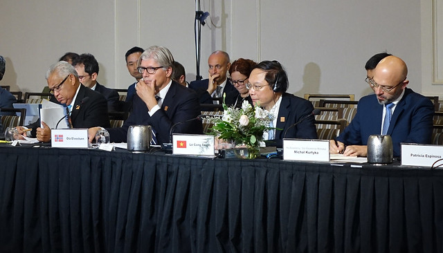 G7 Environment Ministers Meeting in Halifax, Nova Scotia, Canada