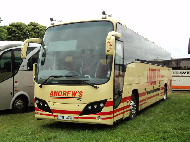 Andrew`s of Tideswell Buxton YN11AXX