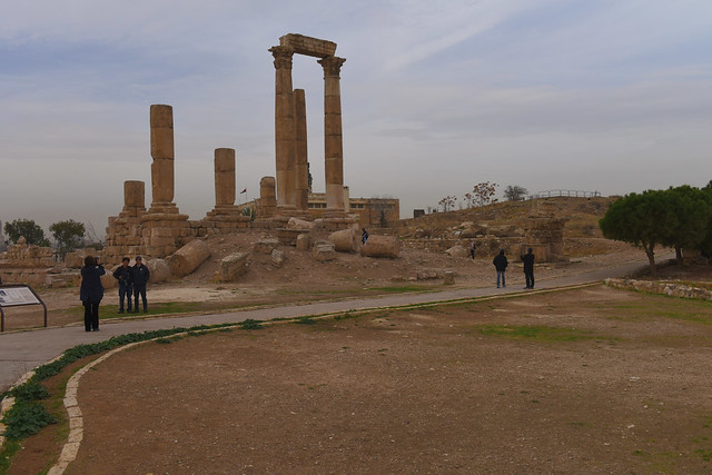 Citadel, Amman, Jordan, 009