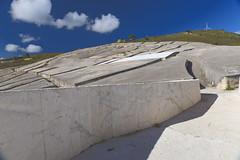 Il grande Cretto di A. Burri, Gibellina, Sicily,  201