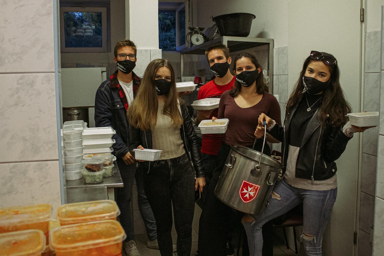 Szegedre jött a Munch, az első magyar ételmentő app