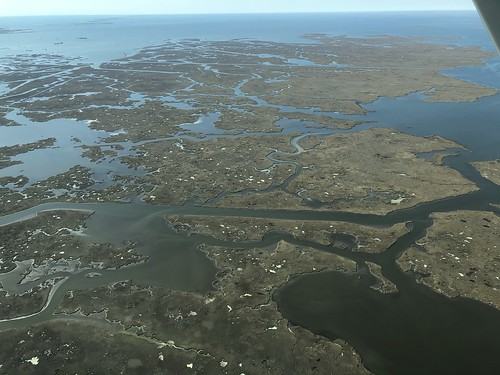southwings sealevelrise plaquemines