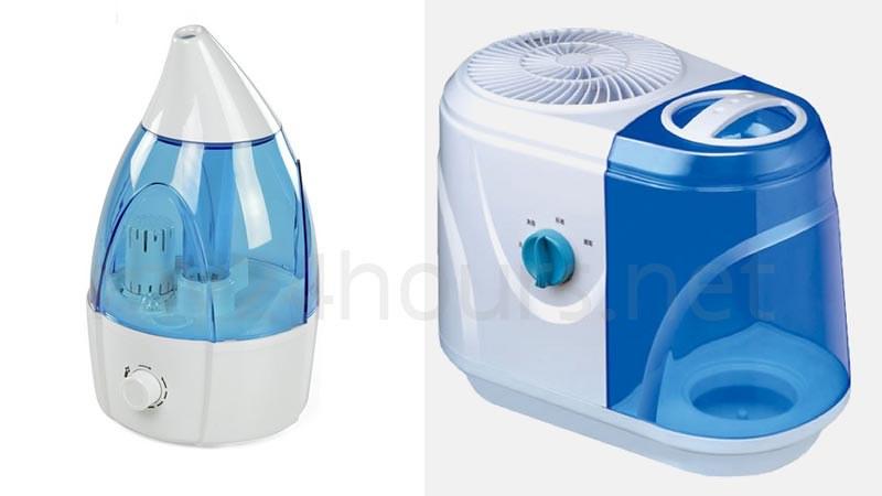 Perbedaan Humidifier Ultrasonic dengan Humidifier Evaporative