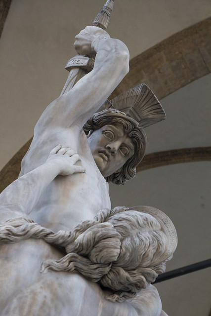 Firenze - Loggia dei Lanzi