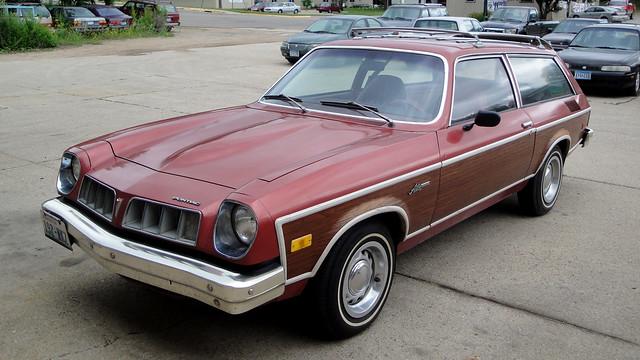 1977 Pontiac Astre Safari
