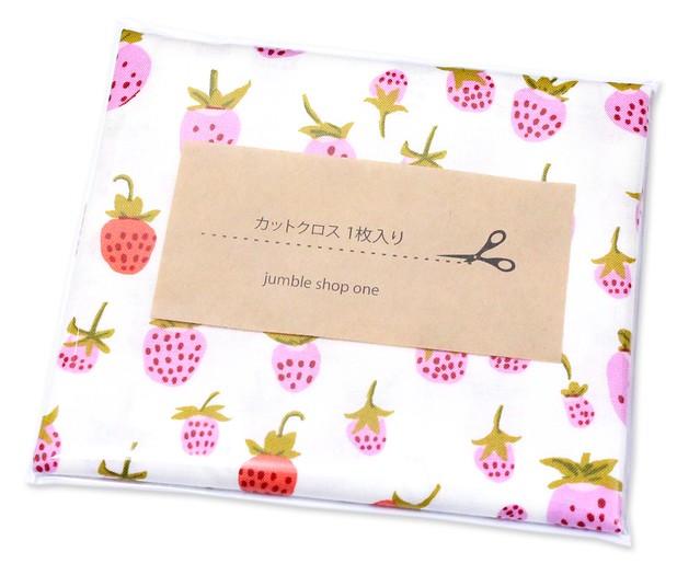 カットクロス Windham Fabrics Heather Ross 20th Anniversary 37024A-2 Strawberry