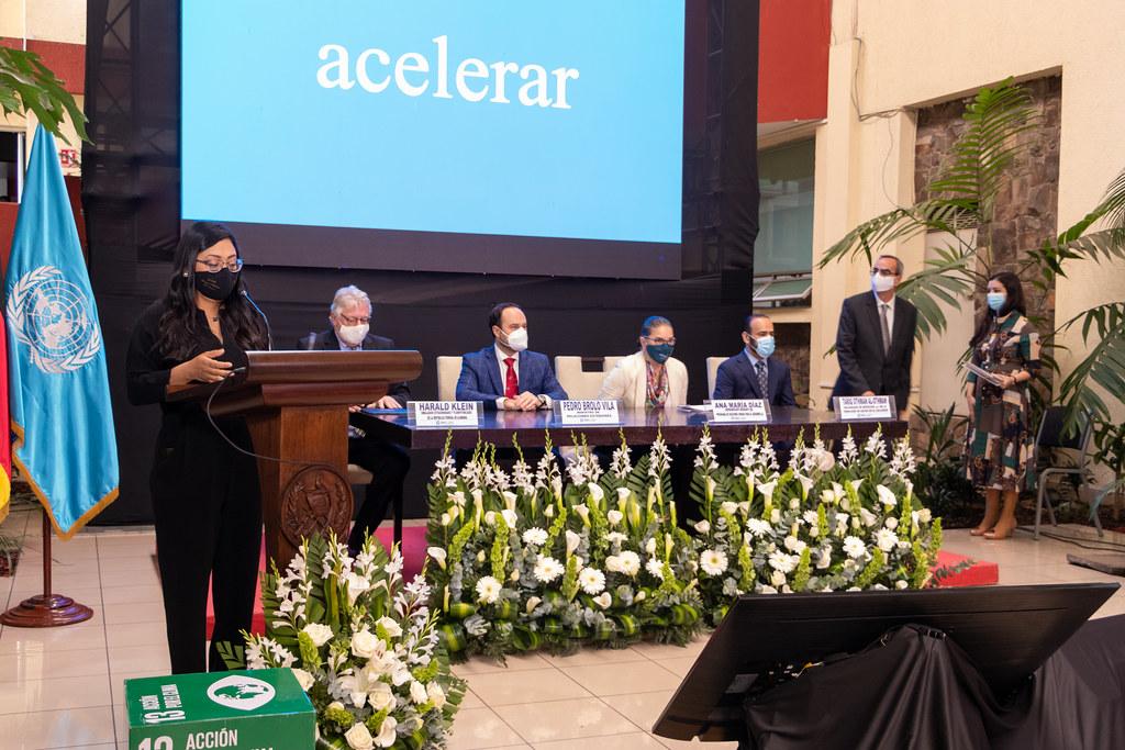 Lanzamiento del Laboratorio de Aceleración del PNUD en Guatemala
