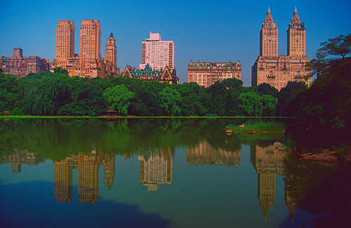 The Lake - Central Park (2)