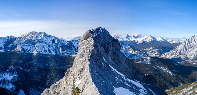 Scrambles - Porcupine Ridge - Jan 2021-22