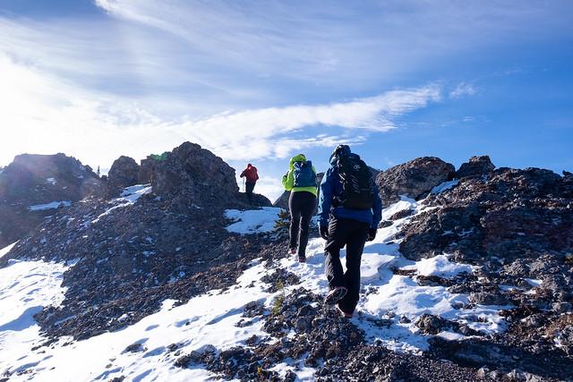 Scrambles - Porcupine Ridge - Jan 2021-5