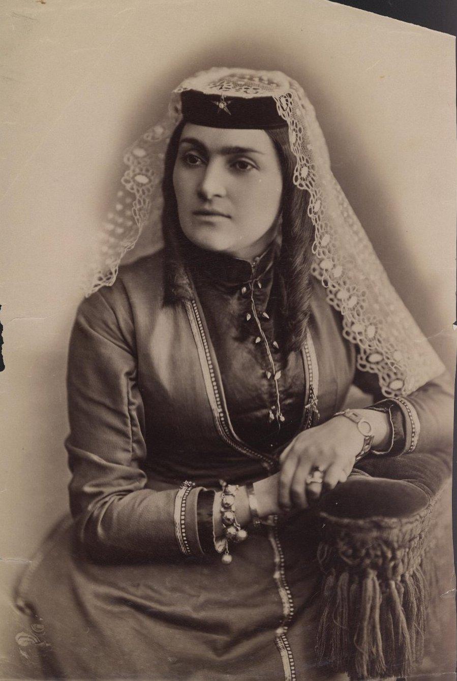Грузинская княгиня Гургенидзе
