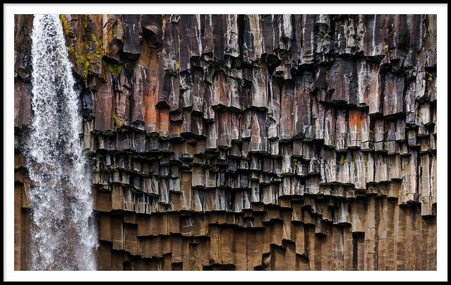 La cascade de pierre