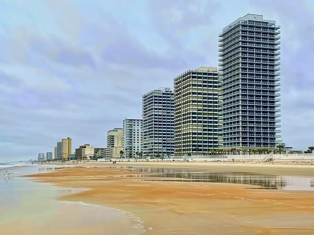 City of Ormond Beach, Volusia County, Florida, USA