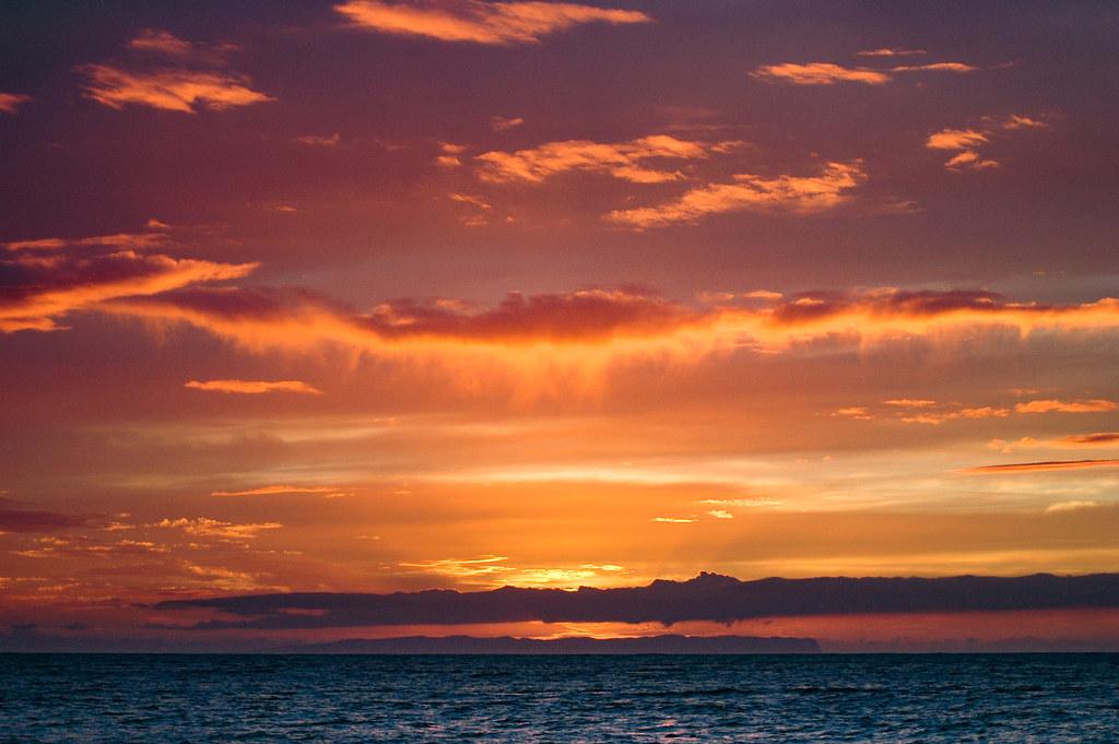 Kauai Pacific  Sunset
