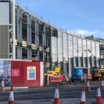New social building at the UCLan in Preston