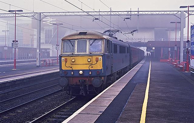 The Way We Were: Alstom Heritage 2003