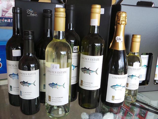 Glen Forest Tourist Park & Vineyard Australia lincoln estate wines