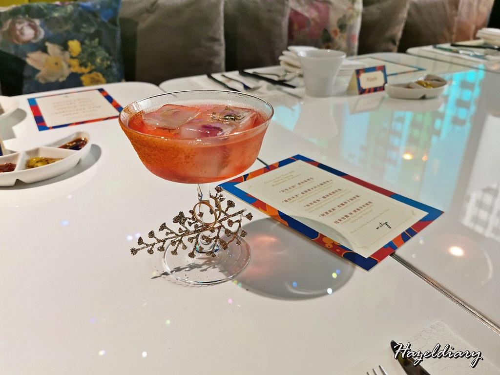 Mitzo Restaurant & Bar CNY 2021-Drink