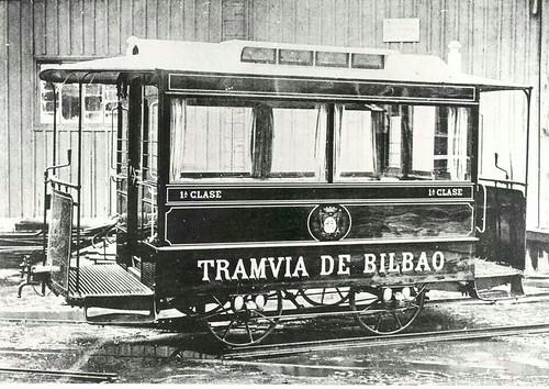 Primer alumbrado público eléctrico en el País Vasco y en España