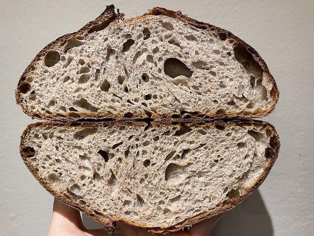 Whole Wheat 15% - Buckwheat 7%