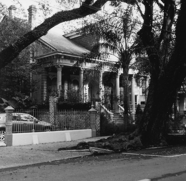 House On Jackson Ave., New Orleans