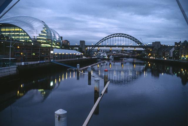 Tyne Bridges 2005