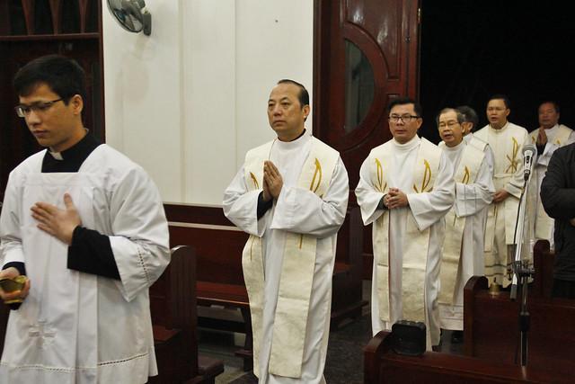 Thánh Lễ Tạ Ơn Khoá XIII-Hà Tĩnh