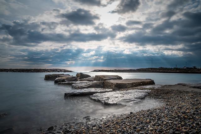 Winter sea #3