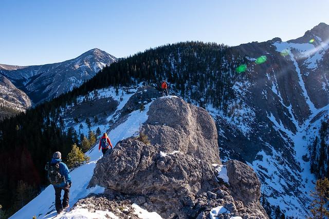Scrambles - Porcupine Ridge - Jan 2021-3