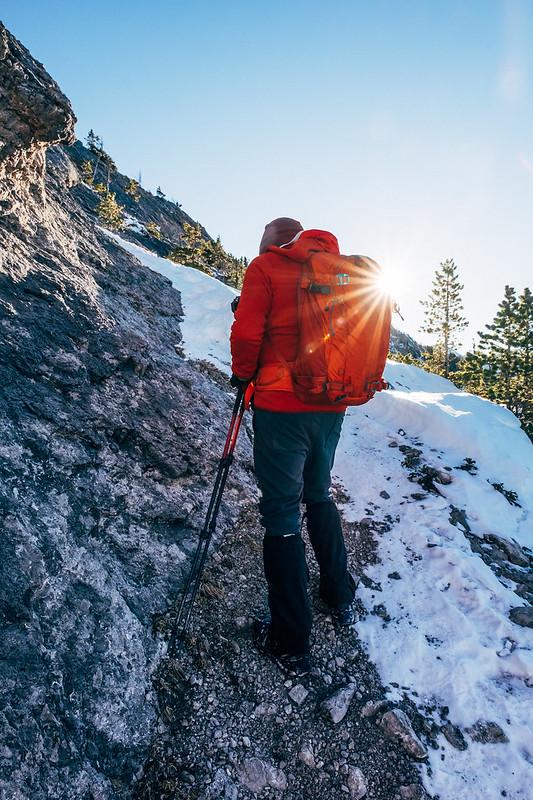Scrambles - Porcupine Ridge - Jan 2021-1