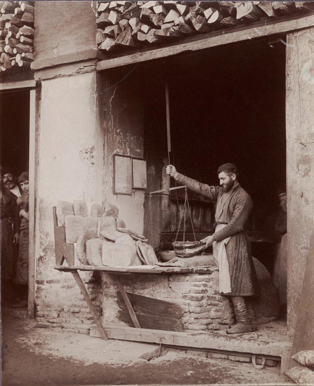Пекарня чурека (торня)
