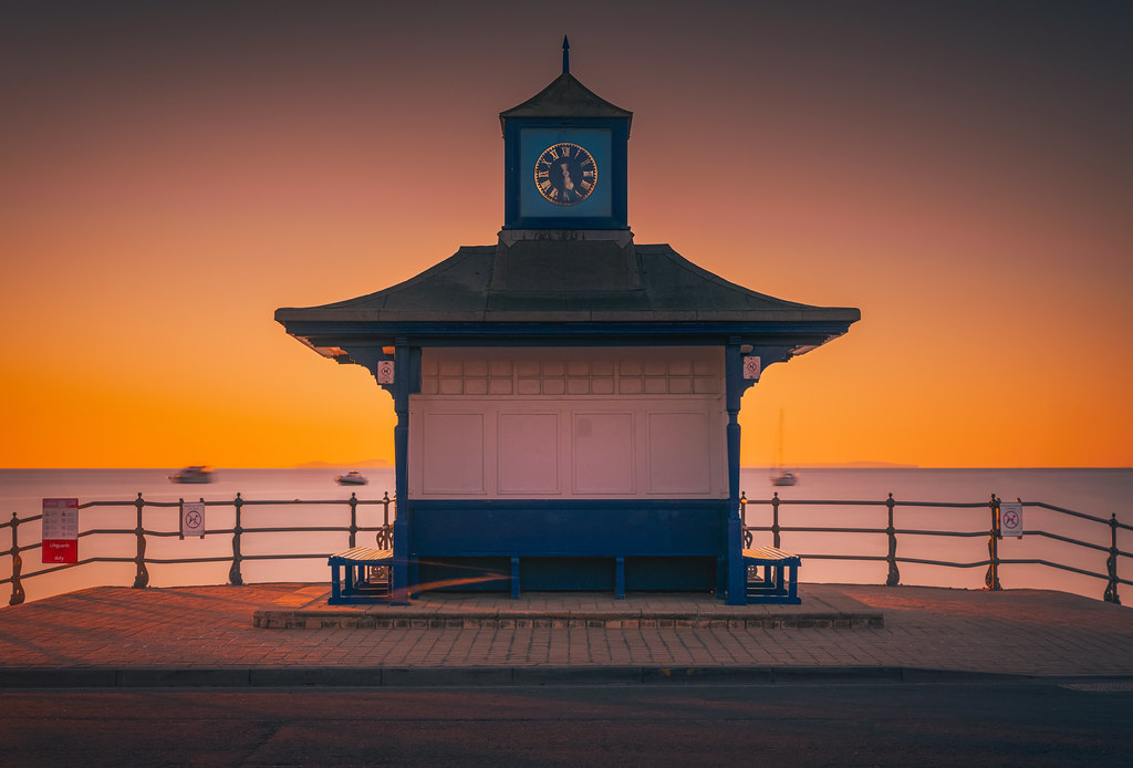 Swanage Clock Shelter