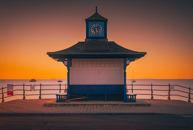 Swanage Clock Shelter