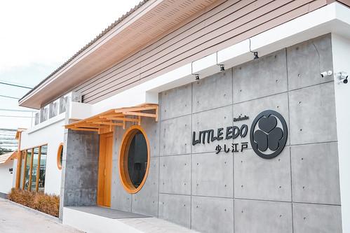 Little Edo 少し江戸 ร้านอาหารญี่ปุ่น ภูเก็ต