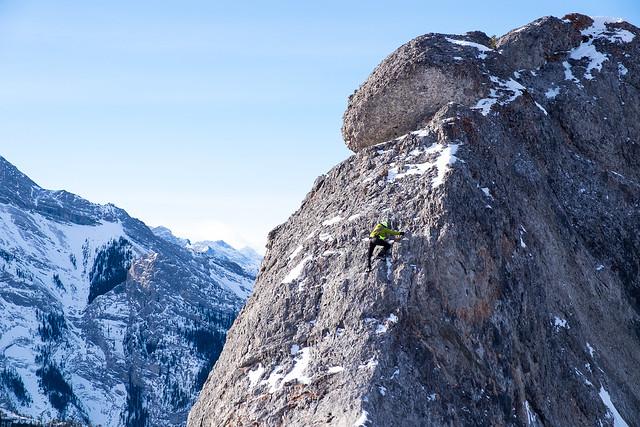 Scrambles - Porcupine Ridge - Jan 2021-18