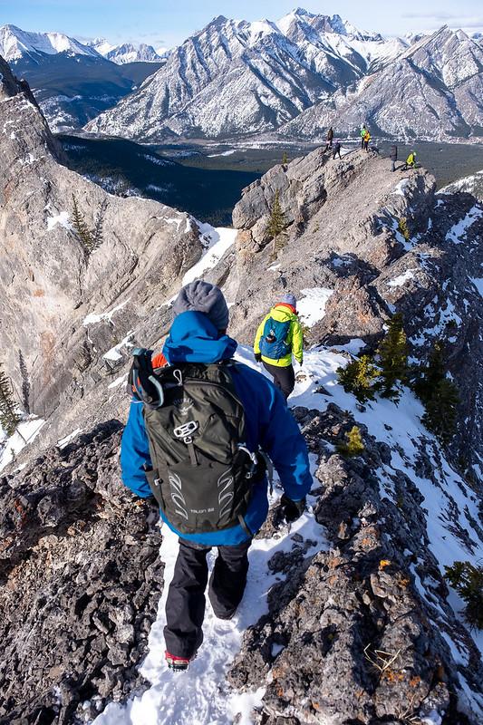 Scrambles - Porcupine Ridge - Jan 2021-13